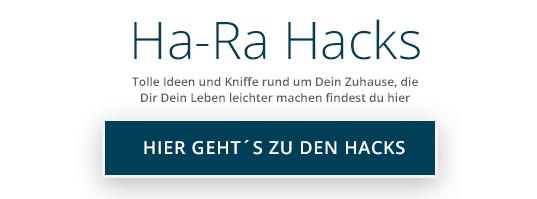 Ha-Ra Hacks